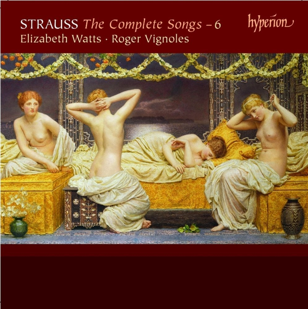 Strauss, The Complete Songs