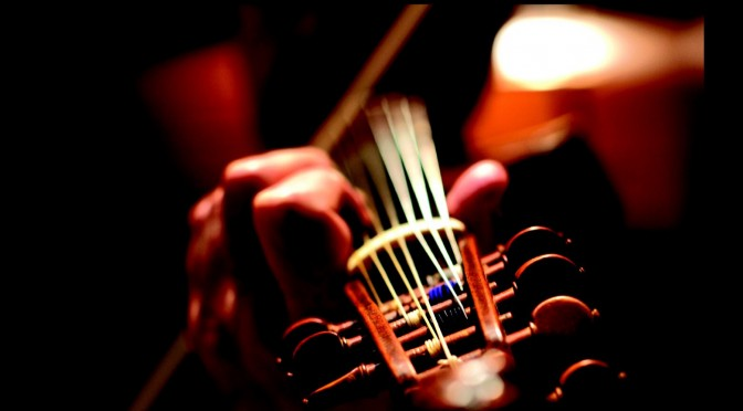 Bach St John Passion AAM  / Egarr