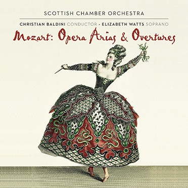 Mozart Arias with Scottish Chamber Orchestra / Baldini