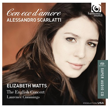 Scarlatti Arias / TEC / Cummings