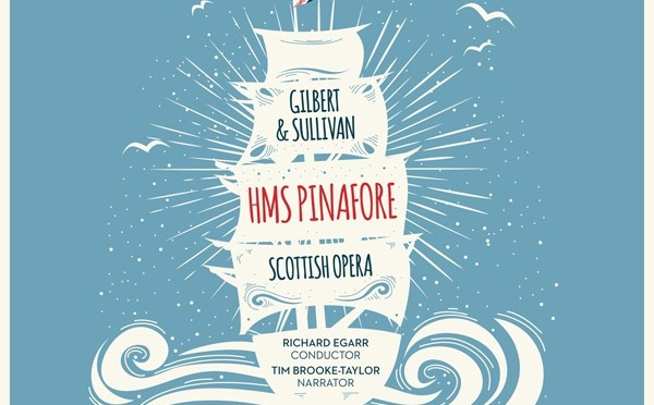 HMS Pinafore docking soon at a CD store near you…